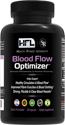 Blood Flow Optimizer bottle