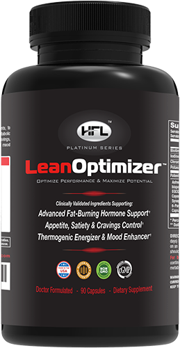 Lean Optimizer bottle